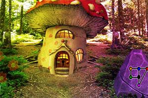 逃出蘑菇林