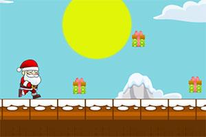 奔跑吧圣诞老人