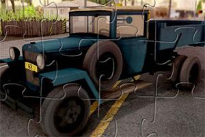 燃煤运输车