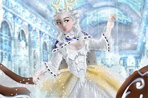 洛可可风的冰公主