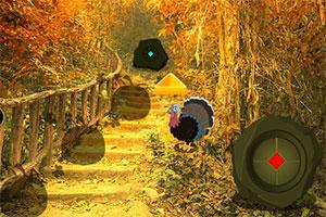逃离感恩节冒险之森