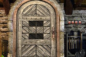 逃离中世纪的房子