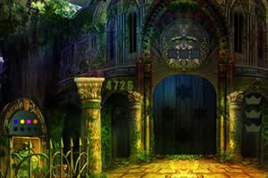 逃离老旧宫殿