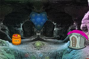 逃出动物园洞穴