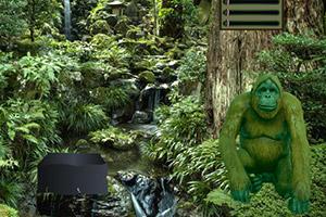 逃离黑猩猩森林