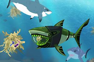 水下生物装挑战