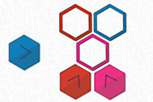 六边形运动轨迹