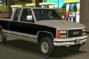 GMC皮卡找轮胎