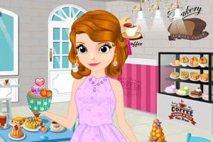 苏菲亚小公主的甜品店