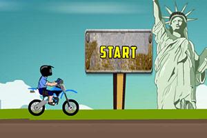 摩托车狂飙