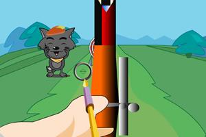 羊村运动会之射箭