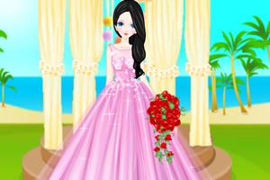 绝美的新娘