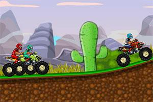 摩托车竞速赛