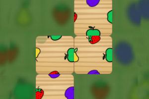 水果旋转木