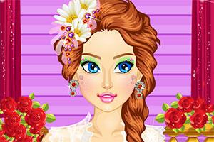 婚礼化妆沙龙
