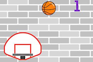 篮球下落投篮
