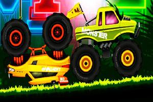 丛林怪物卡车竞赛