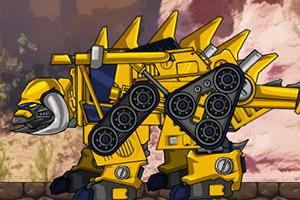 组装机械铁甲水牛