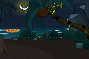 午夜森林的冒险之旅