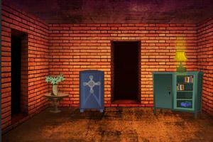 逃出红砖房子