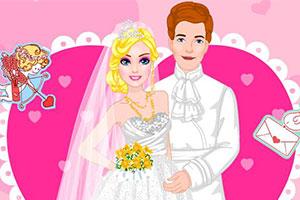 公主的婚礼请帖