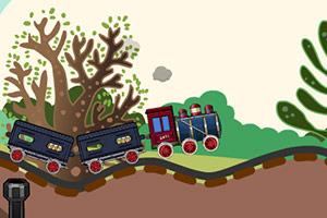 装卸运煤火车6