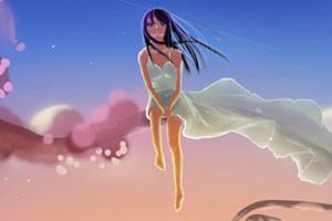 梦想女孩找星星