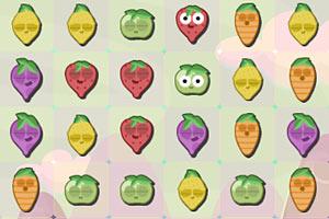 水果对对碰消除