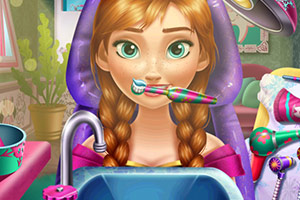 安娜看牙科医生