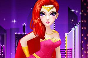 可爱女超人