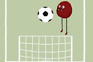 怪物踢足球
