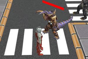 奥特曼绝地反击3D