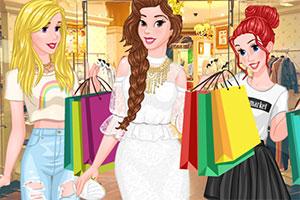 公主时尚购物狂