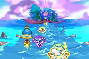 奥拉星飞跃时间海