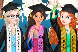 公主们的毕业照