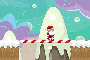 圣诞老人过桥