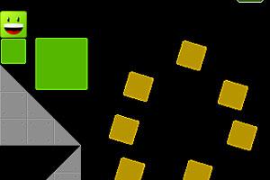 竖版绿方块回家2