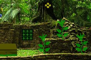 逃离绿森林城堡