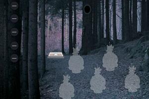 逃离迷雾黑暗森林