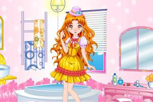 小公主的卡哇伊浴室