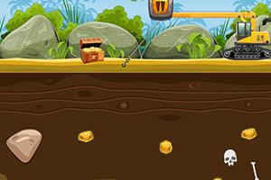 超级黄金挖掘机