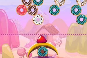甜甜圈配对