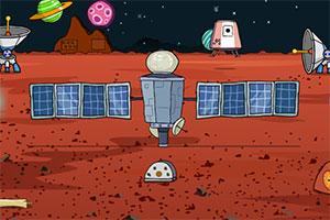 逃离月球表面