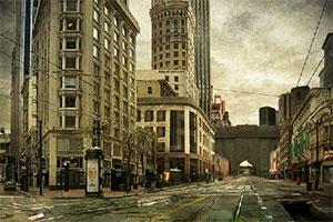 逃离诡异城市