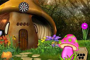 蘑菇房屋逃脱