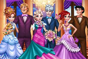 皇家公主舞会