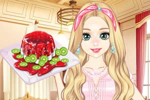 奥莉的水果布丁