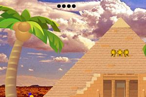 逃离木乃伊金字塔