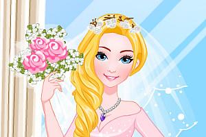 公主婚纱高级定制