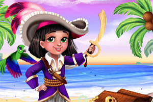 海盗公主寻宝